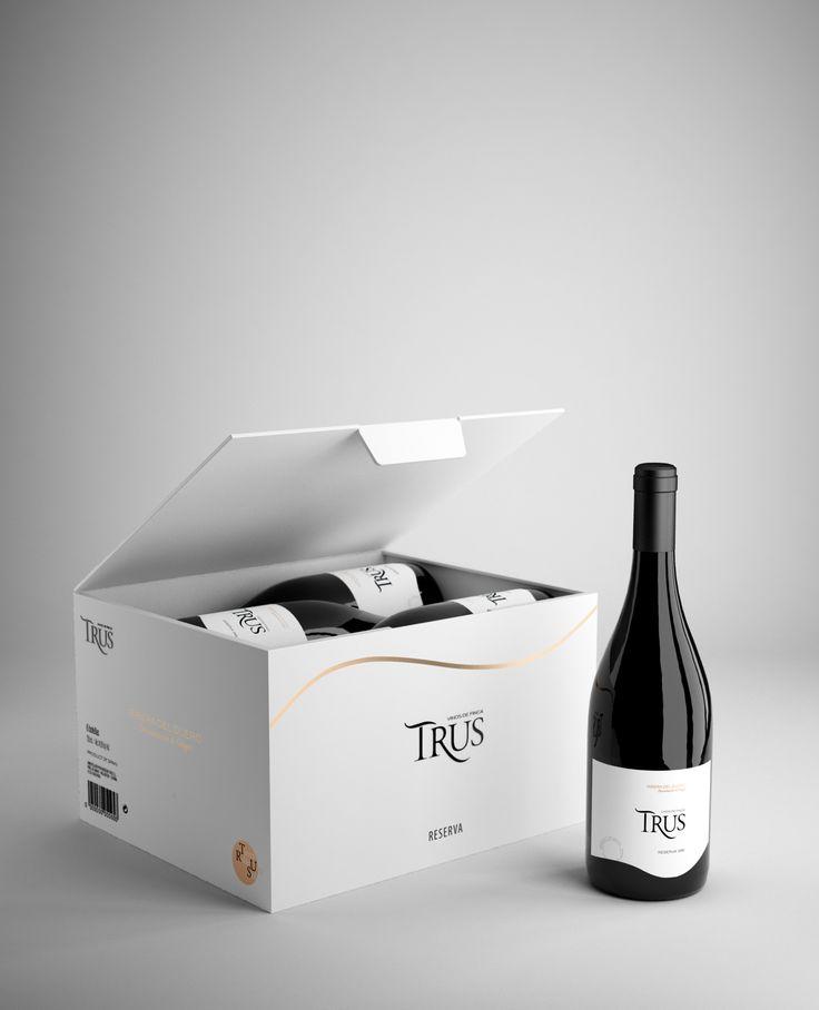 Bodegas Trus. Ribera del Duero. Spain vinos maximum