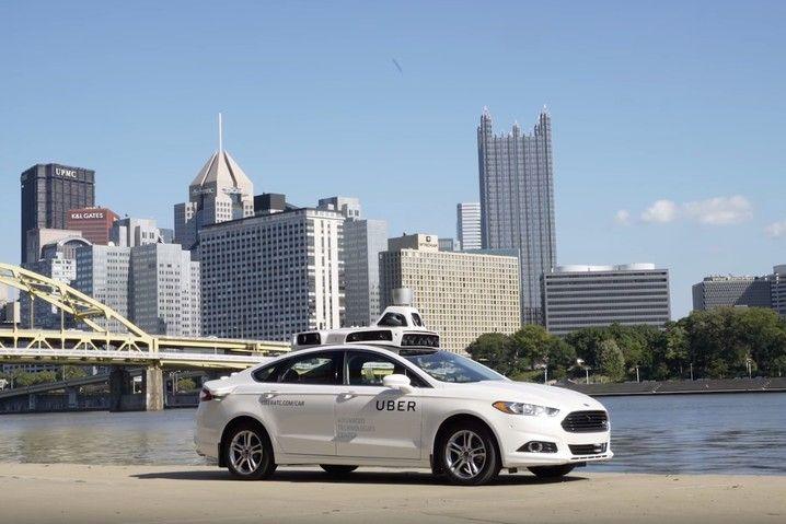Los coches autónomos de Uber usan Ubuntu | Uber autonomous cars use Ubuntu | #Uber #Ubuntu