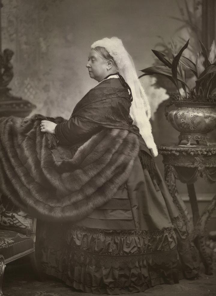 Queen Victoria, 1888