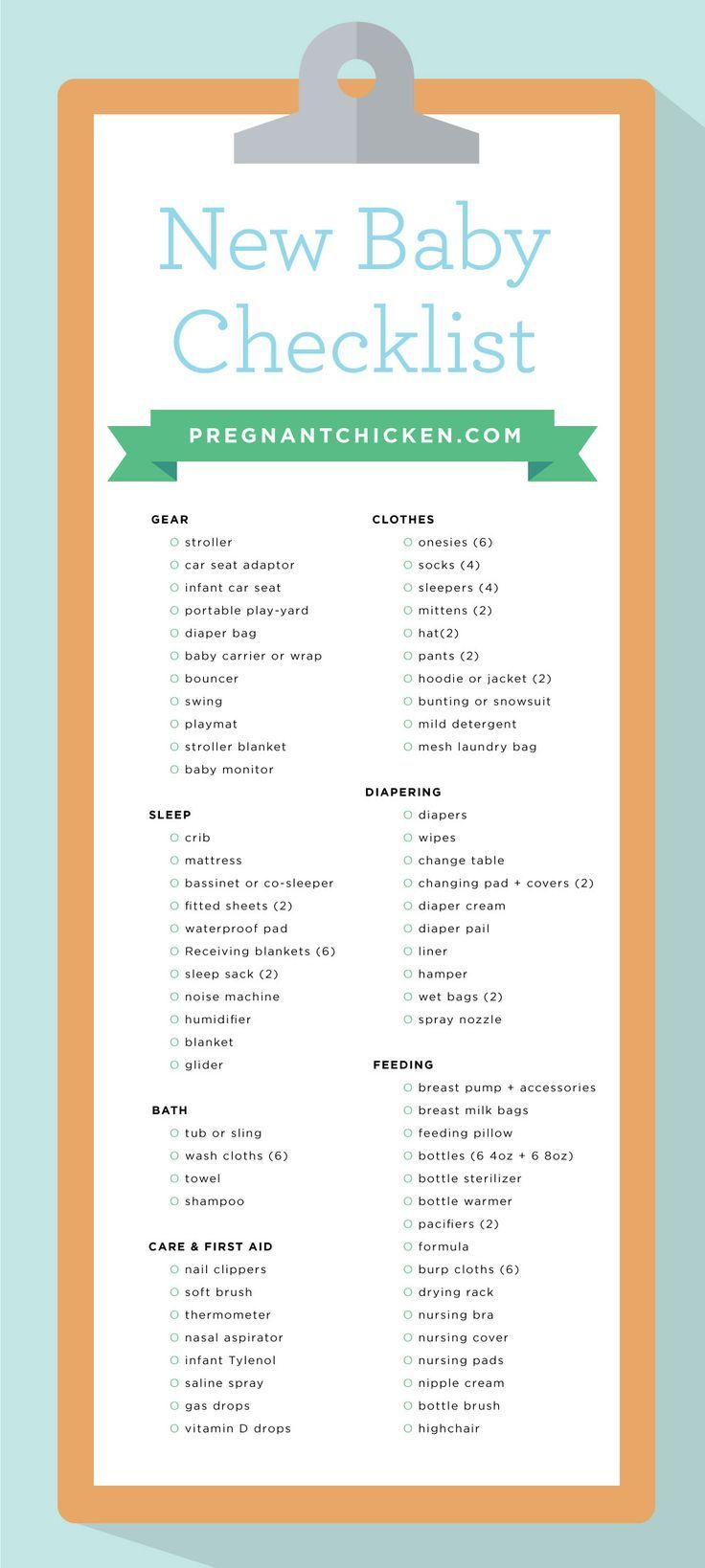 Best Paige Images On   Pregnancy Pregnancy Checklist