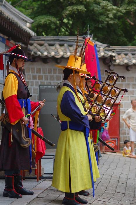 Deoksoo Palace, Seoul, Korea