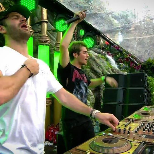 Tomorrowland Bélgica 2016 Livestream (The Chainsmokers).