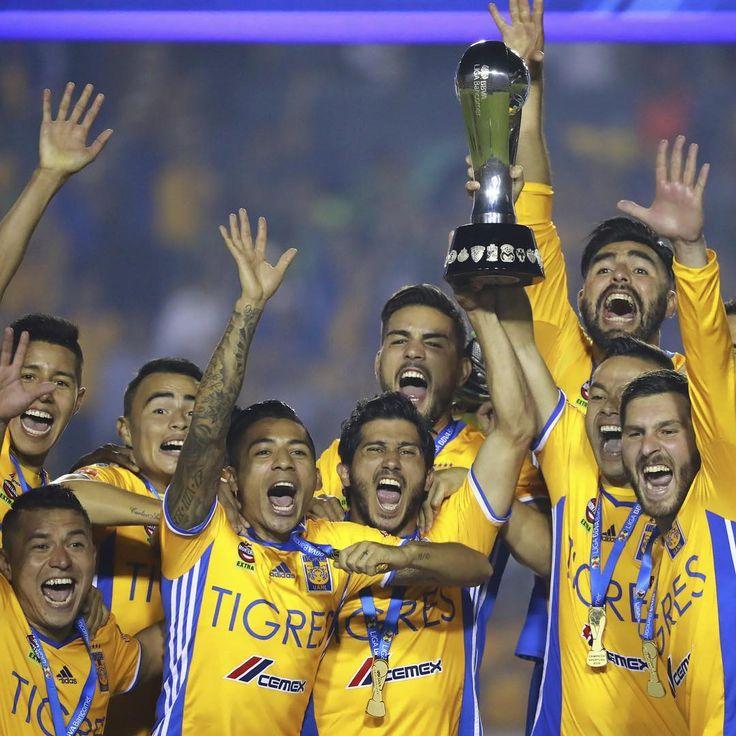 Más de 1000 ideas sobre Tigres Soccer en Pinterest