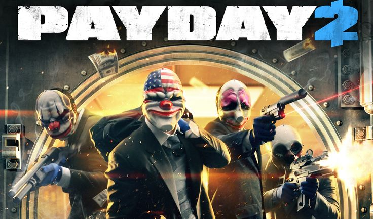 """PAYDAY 2 DLC's """"The Diamond Heist"""" & """"Clover Character Pack"""", to launch on Steam 