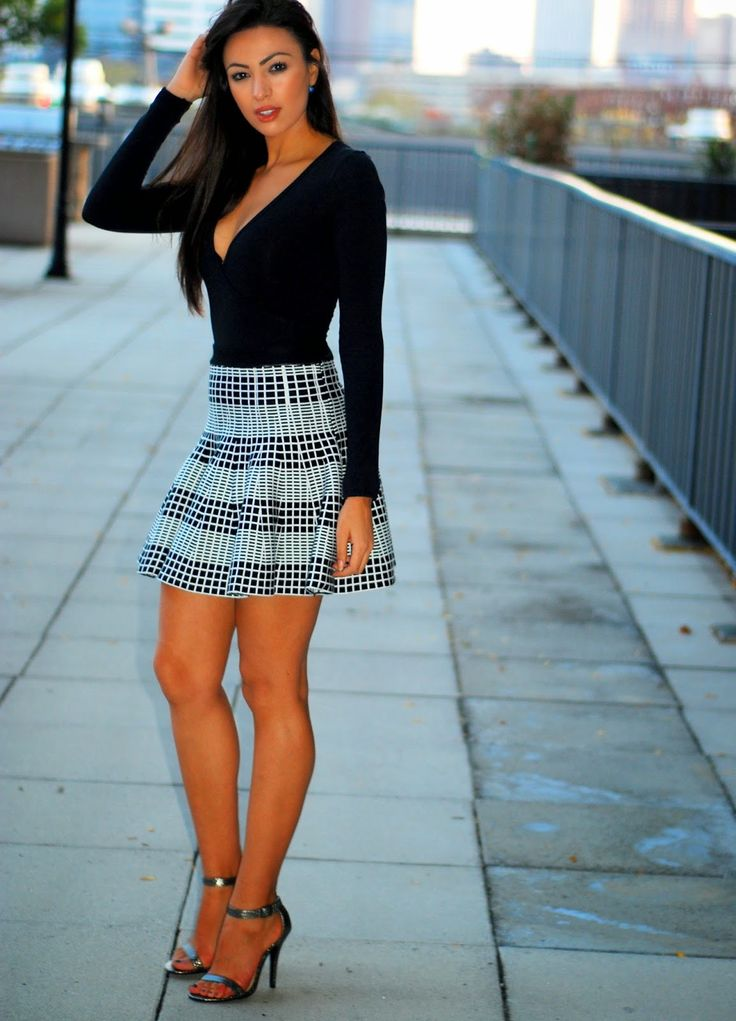STYLE: Cozy skirt ~ Personal Style blog by Iman Oubou   My ...