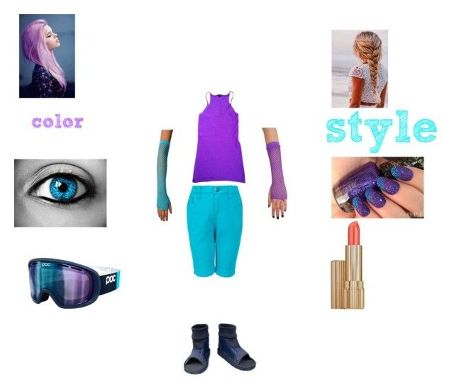 """Fuyus ninja outfit"" by iregretnoth ❤ liked on Polyvore featuring Joseph, John Lewis, Estée Lauder and POC"