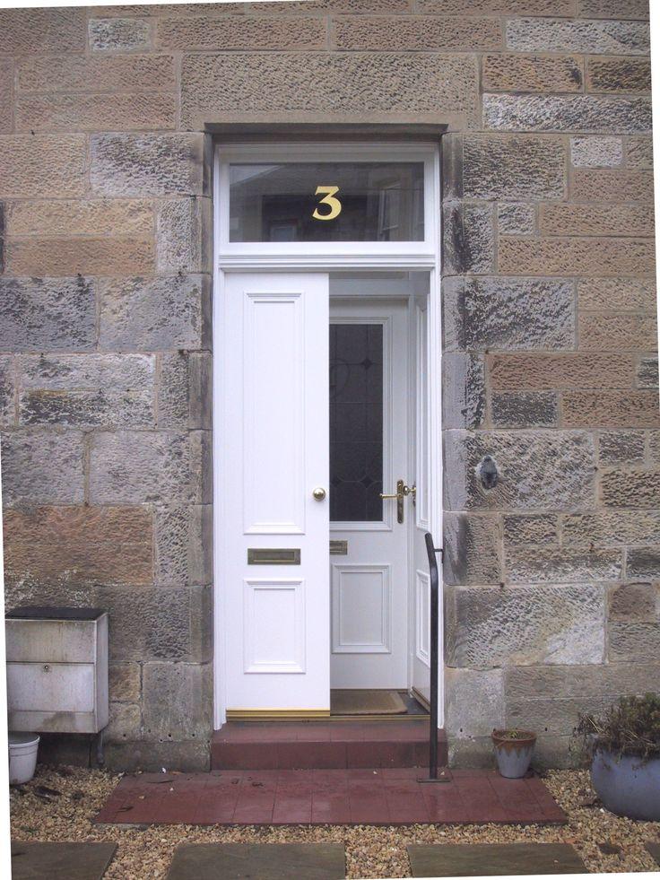 double storm doors |...