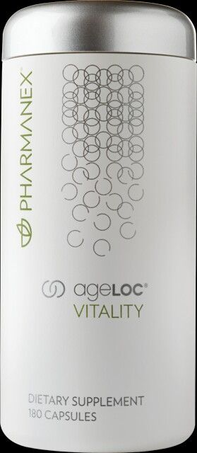 AGELOC® VITALITY ageLOC Vitality helps you feel more like you did when you were young by targeting the sources of age-related vitality loss.  www.kylewm.nsproducts.com