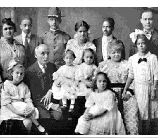 Ida B Wells family
