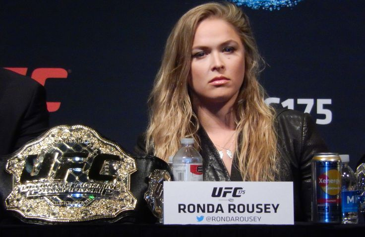 UFC Ronda Rousey Wallpaper