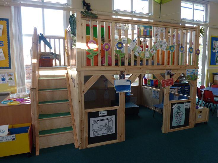 Classroom Loft Ideas ~ Best lofts images on pinterest classroom decor