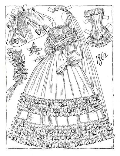 233 best Paper dolls 2 images on Pinterest | Coloring books ...
