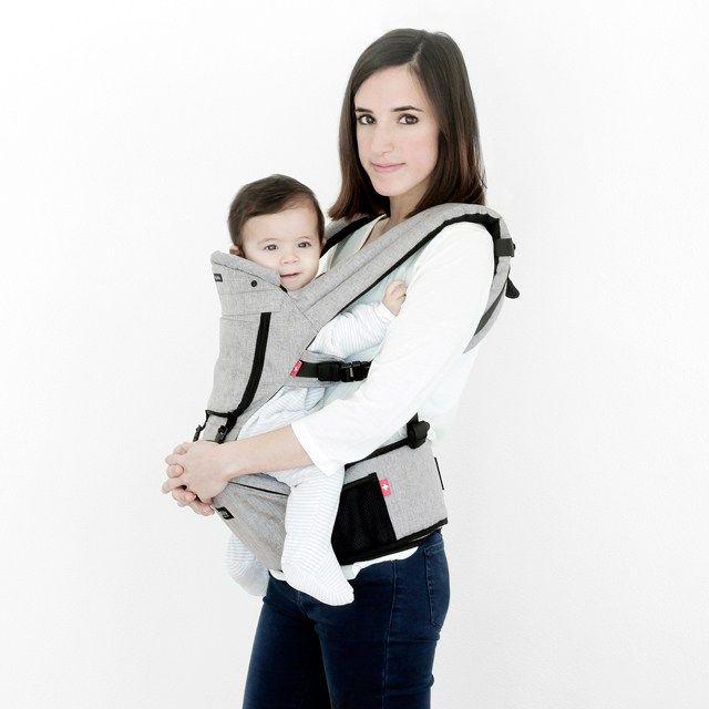 """抱っこが とっても """"楽"""" になる抱っこ紐 MiaMily ミアミリー HIPSTER PLUS ヒップスタープラス。 人間工学基づき設計され、お母さんの「育児腰痛」と 赤ちゃんの「股関節異形成」を防ぎます。 また素材や質感を大切にしたデザインは、高級感を感じさせます。"""