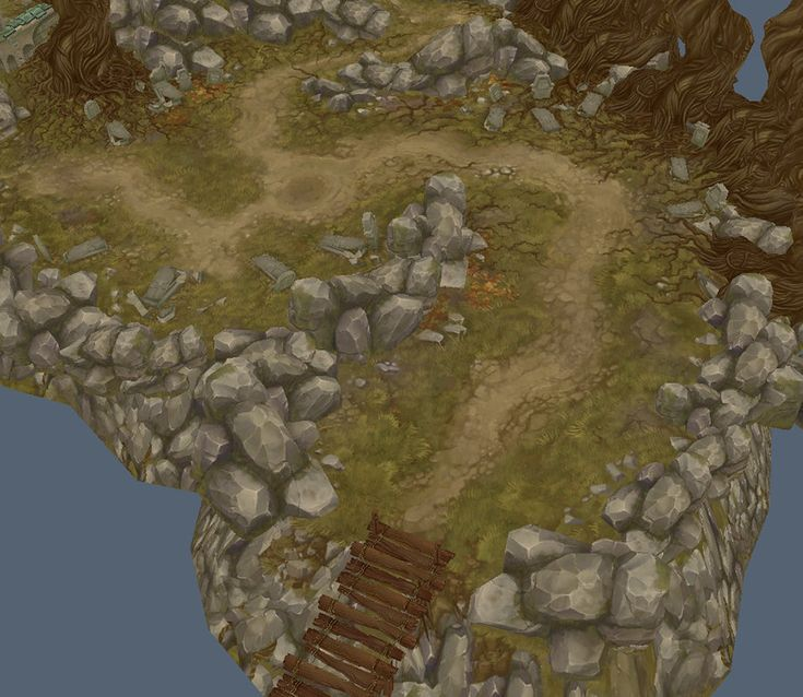 Gameloft - Dungeon Hunter IV, Ulrick Wery on ArtStation at https://www.artstation.com/artwork/gameloft-dungeon-hunter-iv