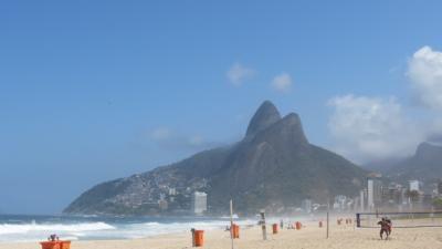 Rio de janeiro plage d ipanema 22