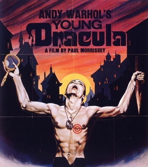 Blood for Dracula.Movie Posters, Warhol Young, Warhol Dracula, Comedy Horror, 70S Horror, Horror Film, Andy Warhol, Young Dracula, Dracula Movie