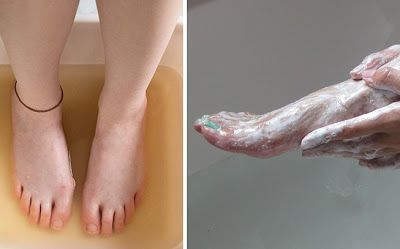Она втирала соду в ноги каждый день на протяжении 2 недель. Результат? Я еще…