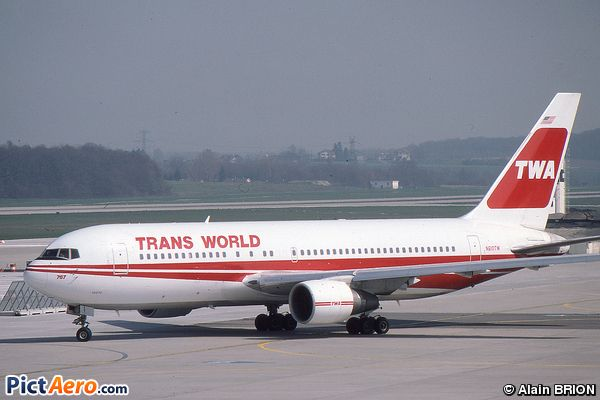 Boeing 767-231/ER (Trans World Airlines)