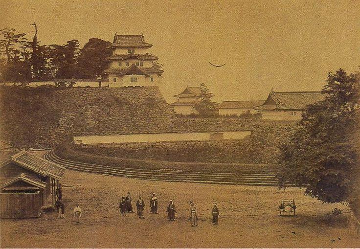 本丸 富士見三重櫓