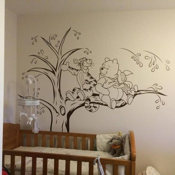 13 Signs You Re In Love With Wall Stickers Winnie The Wall