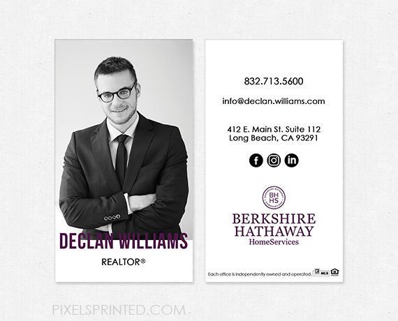 Berkshire Hathaway HS business cards, realtor business cards, real estate agent business cards, simple modern real estate agent cards, estate agent business cards realtor business cards, real estate agent business cards, simple modern real estate agent cards, estate agent business cards