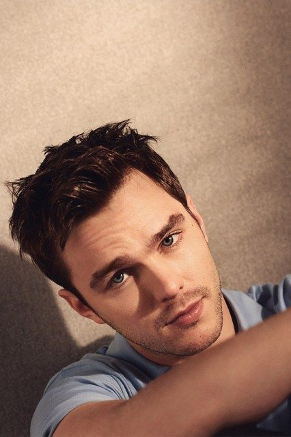 Nicholas Hoult Laura Bailey Interview June Issue 2015 British Vogue (Vogue.co.uk)