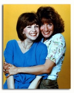 Terrific photo of Cindy Williams and Penny Marshall