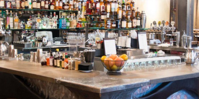 Bacchanal Located inside the Sohotel, this new spot from the team behind Bathtub Gin features an eclectic menu from chef Scott Bryan (ex Ver...