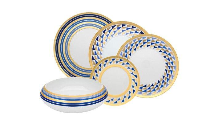 Interiors advent calendar luxdeco christmas dinnerware masha shapiro agency uk jpg