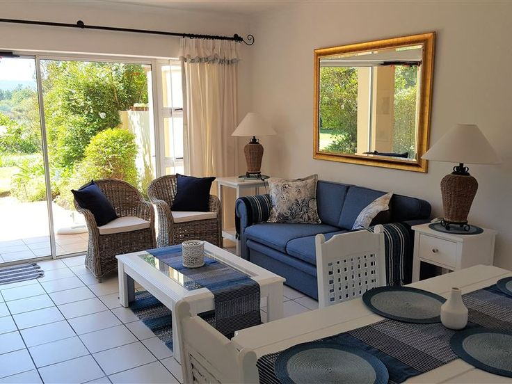 Goose Valley LL3 - This sunny and bright ground floor apartment is situated on the Goose Valley Golf Estate in Plettenberg Bay. This ground floor apartment comprises an open-plan lounge area with well-equipped kitchen and ... #weekendgetaways #plettenbergbay #gardenroute #southafrica