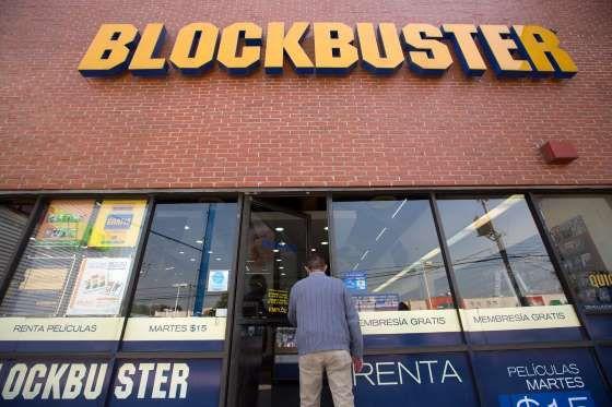 Blockbuster - Susana Gonzalez/Bloomberg