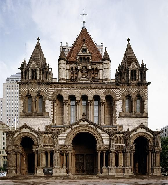 Trinity Church, Boston, Massachusetts
