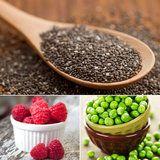 Fiber and more fiber foods!