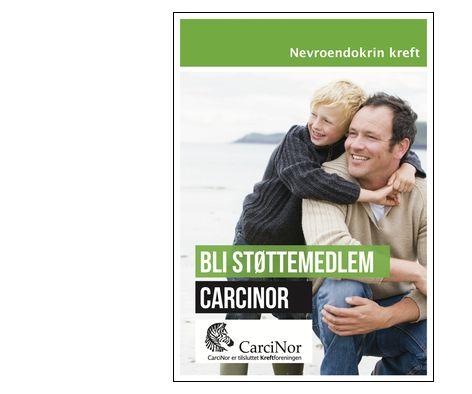Bli støttemedlem. Vi trenger flere støttemedlemmer for vårt arbeid til personer og pårørende som er rammet av NET-kreft. Les mer http://www.carcinor.no/index.php/medlem/medlem-i-carcinor/bli-stottemedlem2