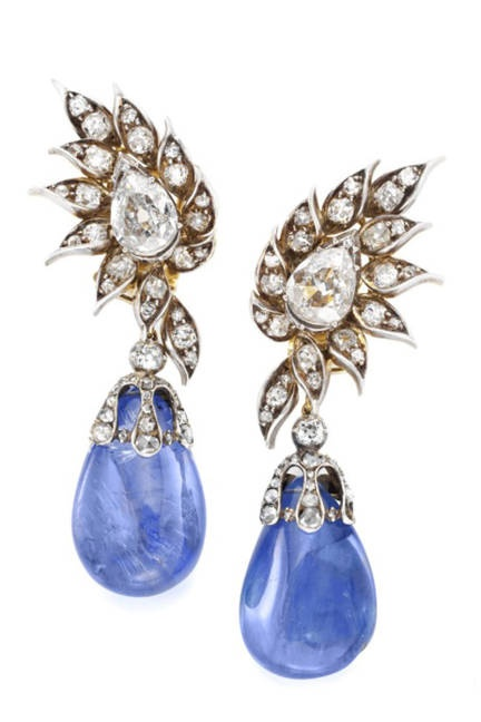Simon Teakle earrings