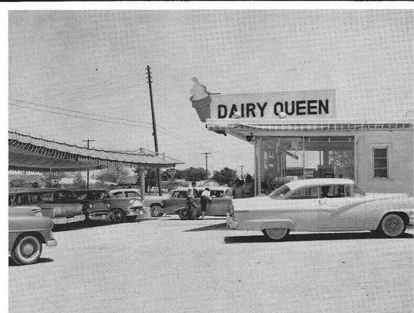Dairy Queen 1950 S Back In The Day