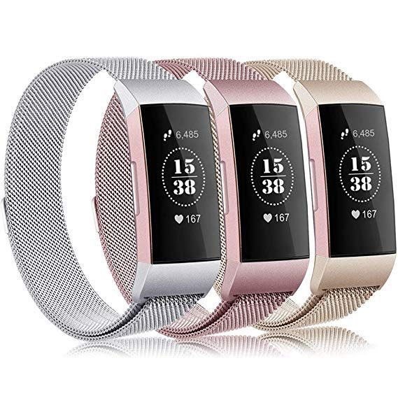 Amazon com: Find-MyWay Replacement Compatible Fitbit Charge