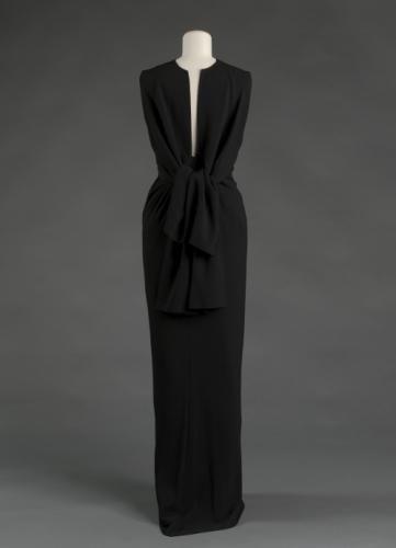 Robe Balenciaga, été 1964, Palais Galliera