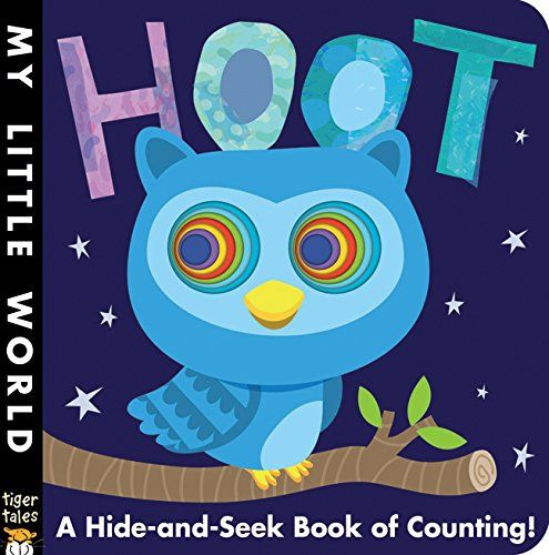 Hoot: A Hide-and-Seek Book of Counting (My Little World) by Jonathan Litton http://www.amazon.com/dp/158925595X/ref=cm_sw_r_pi_dp_Yrs3ub1GNT3KE