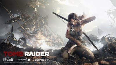 Tomb Raider, Hitman and Co. provide more revenue, but also the red