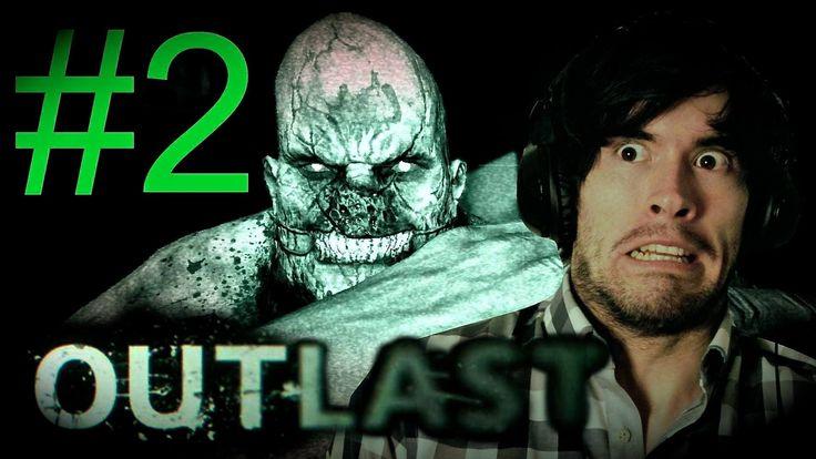 GORDO FEO!!   Outlast   Parte 2 (+lista de reproducción)