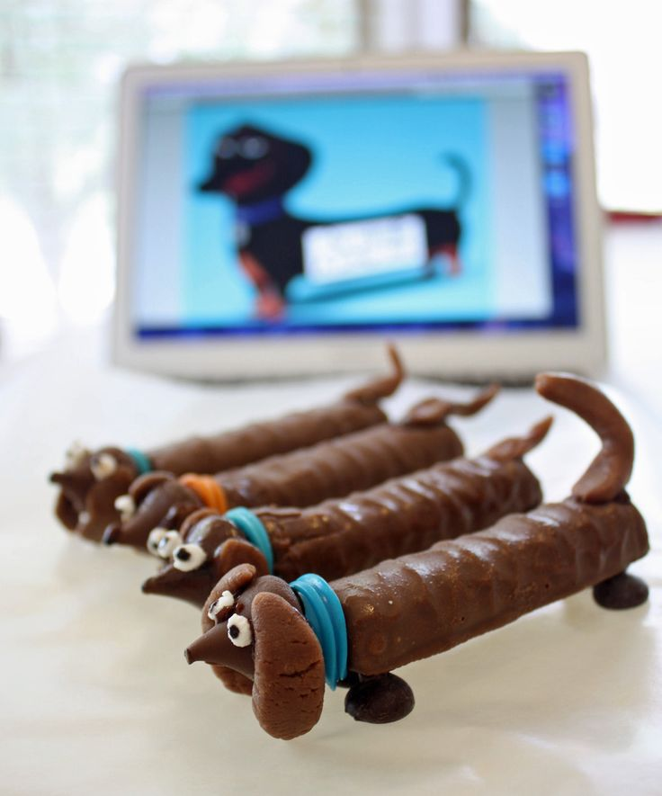 Candy Dog Craft Inspired by Buddy from The Secret Life Of Pets ...