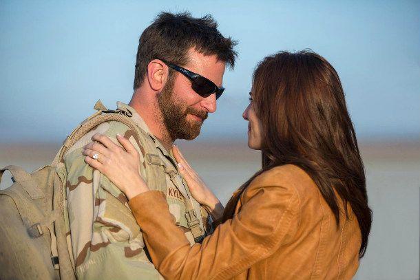 Bradley Cooper sobre American Sniper
