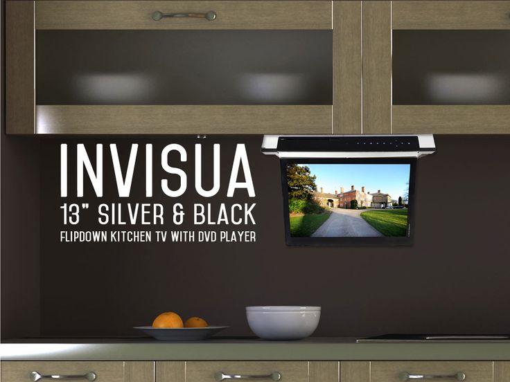 30 best Kitchen TVs ; Flipdown TV, Pop Up TV, Cabinet Door ...