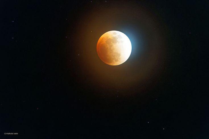 皆既月食:2018.1.31_21:45:37