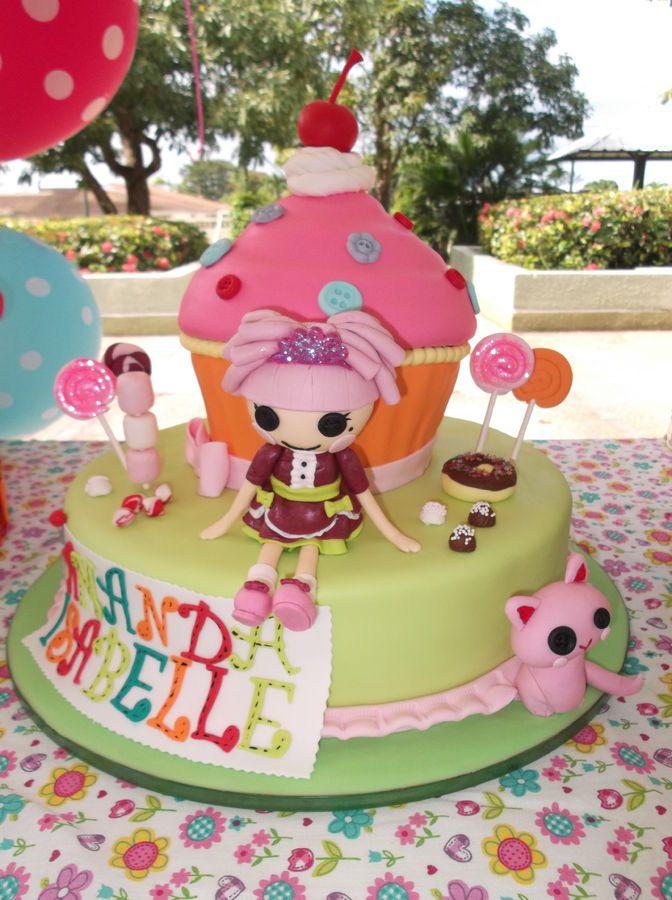 Lalaloopsy Birthday Cake: Lalaloopsy Birthday, Lalaloopsy Cakes, Cakes ...