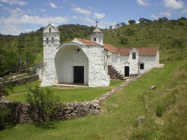 Capilla de Candonga - Cordoba, Argentina.