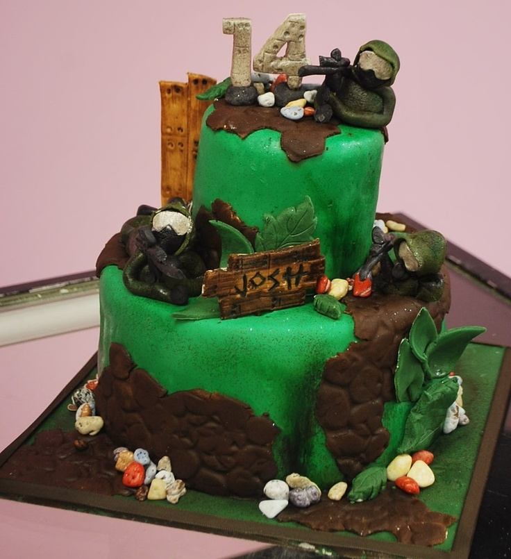 17 Best Images About Gateau Auto Moto Airsoft On Pinterest