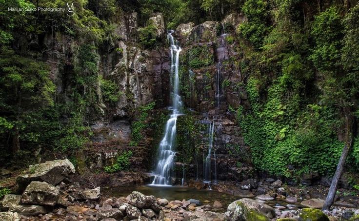 Australia waterfall