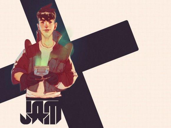 Vasili Zorin - Illustrator Russian study HonkFu